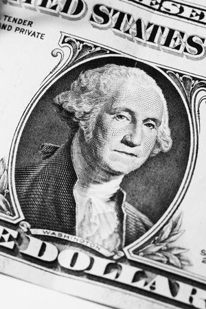 founding fathers: Washington on dollar