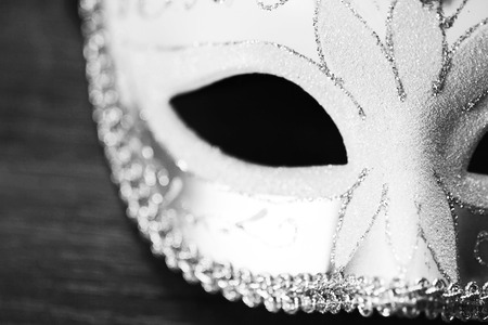 Masquerade mask Stock Photo - 52361466
