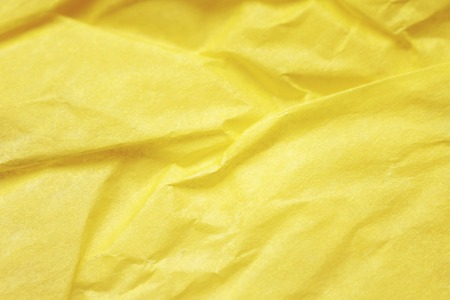 creased: Creased recycled paper. beautiful light yellow background