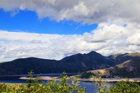 National park Mount Rainier in Norh America beautiful landscape Stock Photo - 119231338