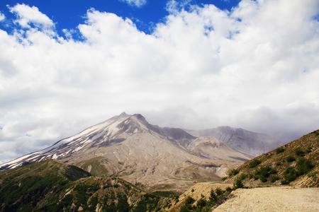 National park Mount Rainier in Norh America beautiful landscape Stock Photo - 119231413