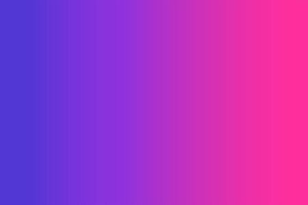 Gradient abstract background in bright colors in a trendy style, suitable for the design of social media, landing pages, web banners. Three shades were used - fuchsia, purple and violet.