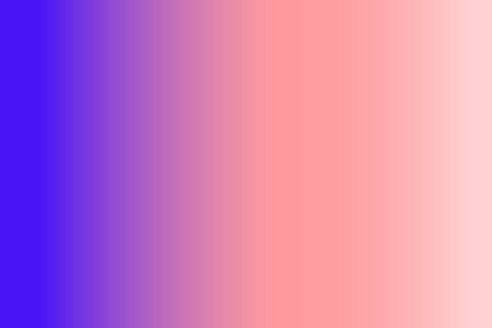 Gradient abstract background in bright colors in a trendy style, suitable for the design of social media, landing pages, web banners. Three shades were used - blue, coral and beige.
