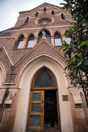 catholic church in Tbilisi, Georgia