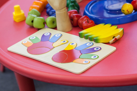 the developing toy for children. the developing simmulator for children.