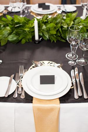 wedding feast: Wedding decor. interior. Festive .