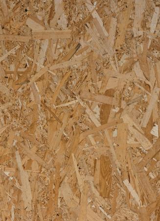 Gepresste Holzplatte, Textur von Oriented Strand Board