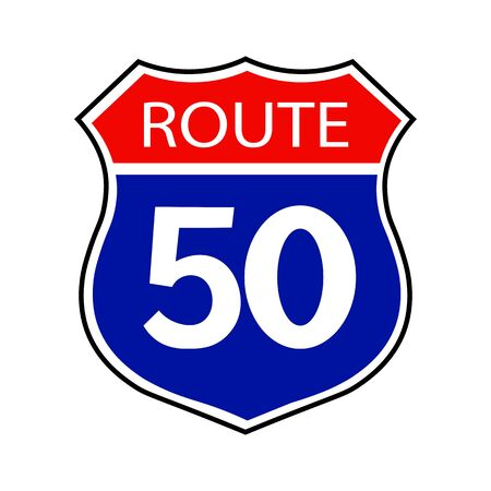 Route icon 50.