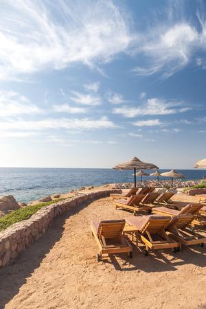 sharm el sheikh: The beach at Sharm el Sheikh, Egypt