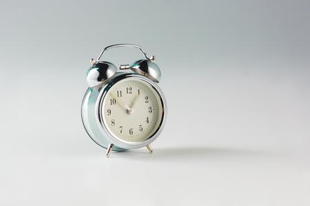 레트로 알람 시계 스톡 콘텐츠