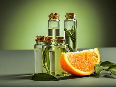 oranges oil and Orange Banco de Imagens