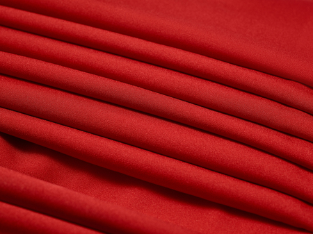red abstract cloth, fabric background and texture, curtain theater Stock Photo - 93627621