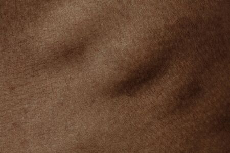 Ribs. Detailed texture of human skin. Close up shot of young african-american male body. Skincare, bodycare, healthcare, hygiene and medicine concept. Looks beauty and well-kept. Dermatology. Reklamní fotografie