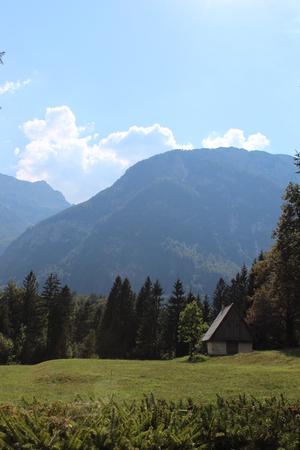 Slovenian shepperd house