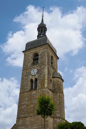 Eglise Saint Laurent Ornans Doubs France