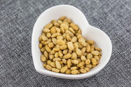 shelled: Shelled melon seed