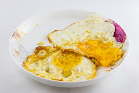 huevos estrellados: Huevos fritos