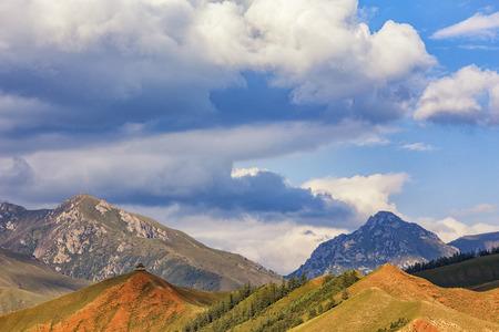 thatcher: Plateau landscape