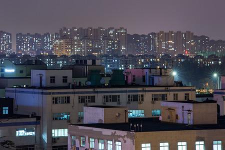 beijing: Beijing night