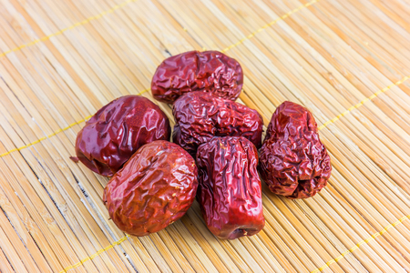jujube fruits: Red date