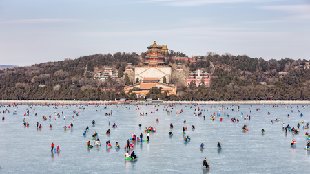 The summer palace 新聞圖片