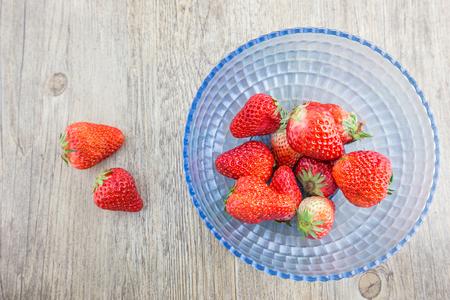 tableware life: Strawberry