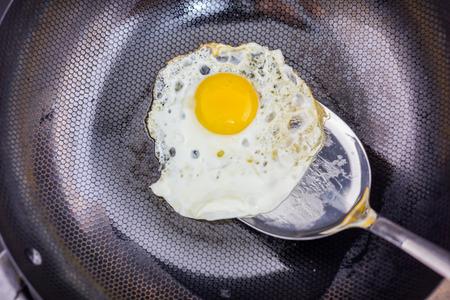 fried eggs: Fried eggs