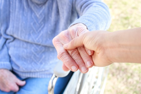 Helping Hand Stok Fotoğraf