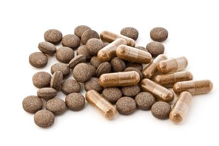 palmetto: Herbal supplements