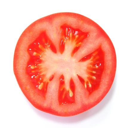 Sliced Tomato Banco de Imagens