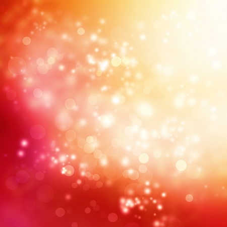 Abstract Lights on Pink and Red Colored Background  Stock Photo - 18792629