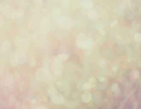 Abstract soft pink background with defocused lights