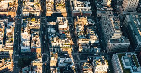 맨하탄 뉴욕의 공중보기 스톡 콘텐츠 - 83477191