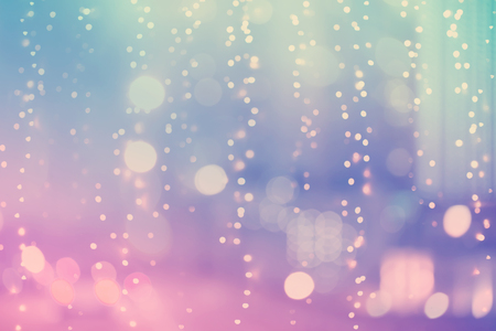 Beautiful abstract shiny light and glitter background