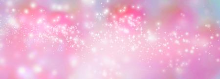 Bunter abstrakter glänzender Licht- und Glitzerhintergrund