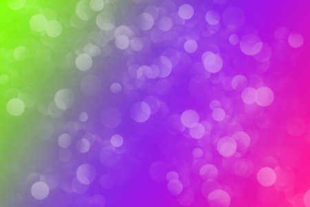Blurred bokeh lights abstract gradient background pattern