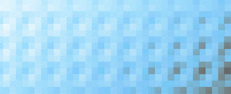 Abstract square blocks shapes gradient pattern background Фото со стока