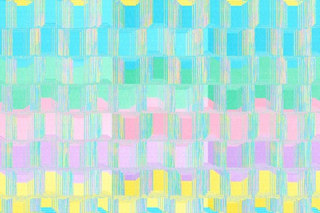 Abstract background illustration with distorted repeated boxes pattern Фото со стока - 117303091