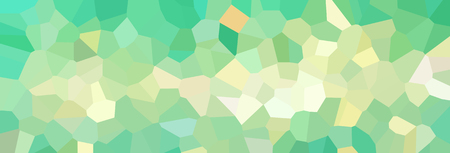 Abstract low poly mosaic shapes background illustration