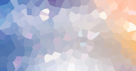 Abstract low poly mosaic shapes background illustration Stock fotó - 117939116