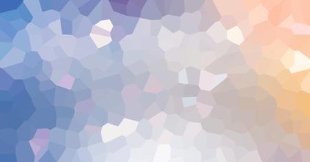 Illustration de fond de formes abstraites low poly mosaïque