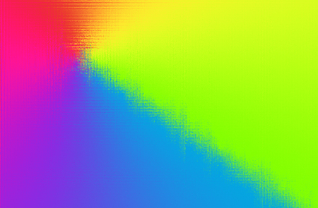 Abstract pointed rainbow background illustration design art