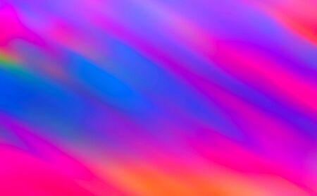 Abstract colorful blurred background graphic design element Banco de Imagens