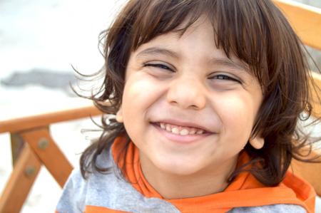 smile: Cute kid smile Editorial