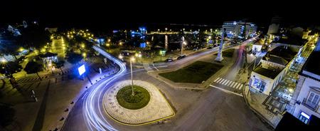 manuel: Garden Manuel Bivar and marina of Faro city.