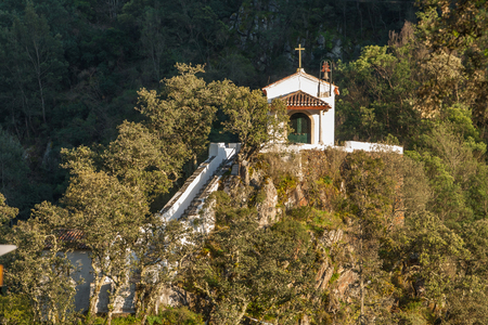 senhora: Beautiful religious location in Lousa, called, Sanctuary of Nossa Senhora da Piedade.