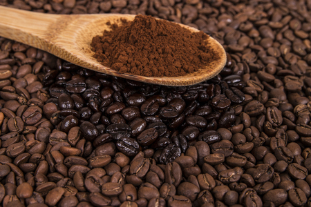 unprocessed: raw coffee
