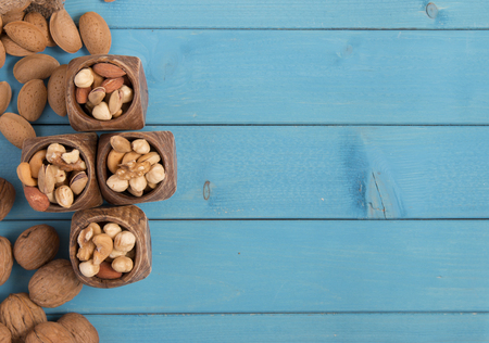 mixed nuts: mixed nuts background