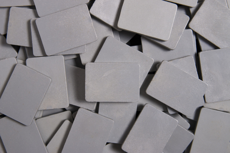 rectangle: rectangle block Stock Photo