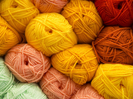 knit rope background